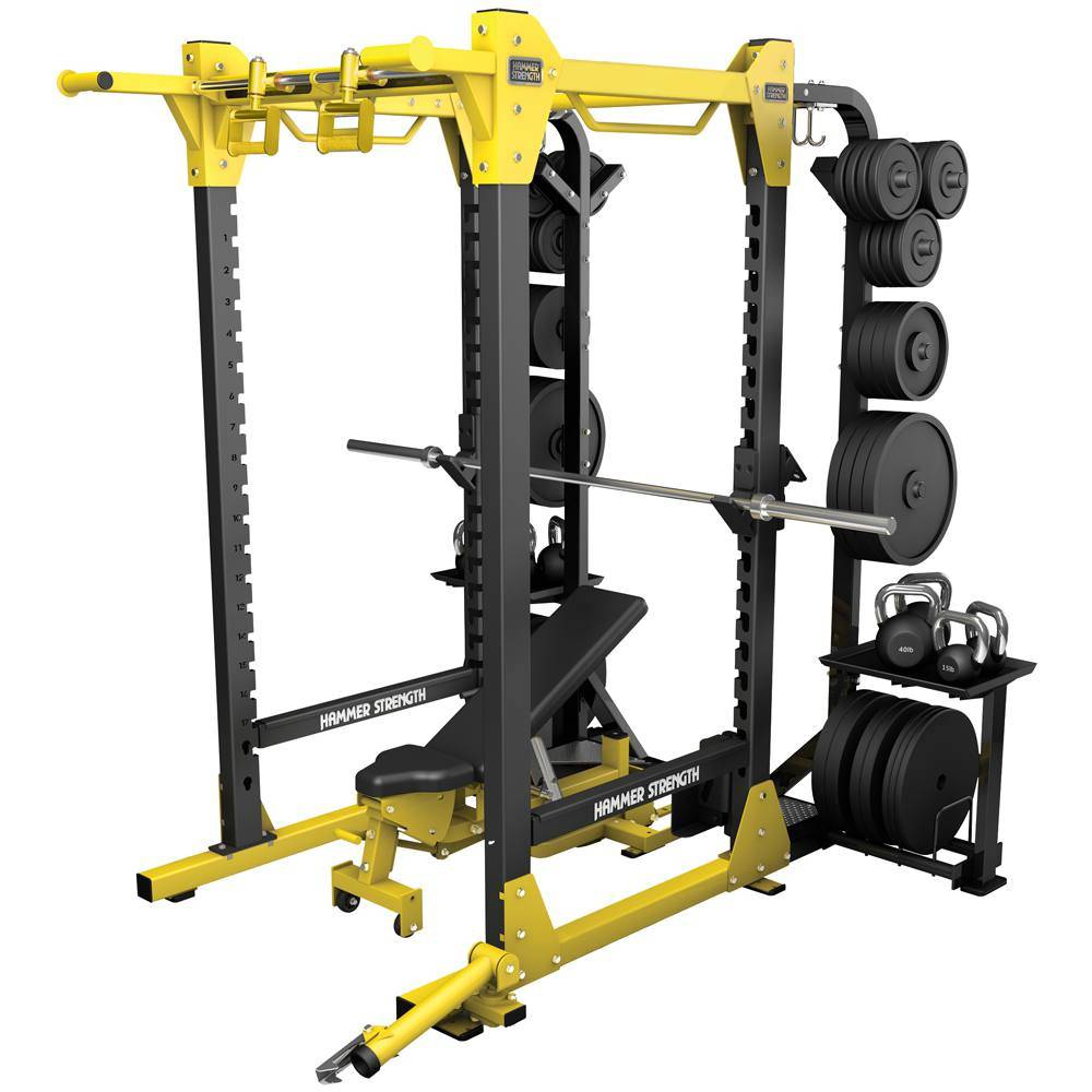 Power Cages & Racks